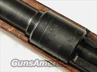 MAUSER K98 DOU43  Guns > Rifles > Mauser Rifles > German