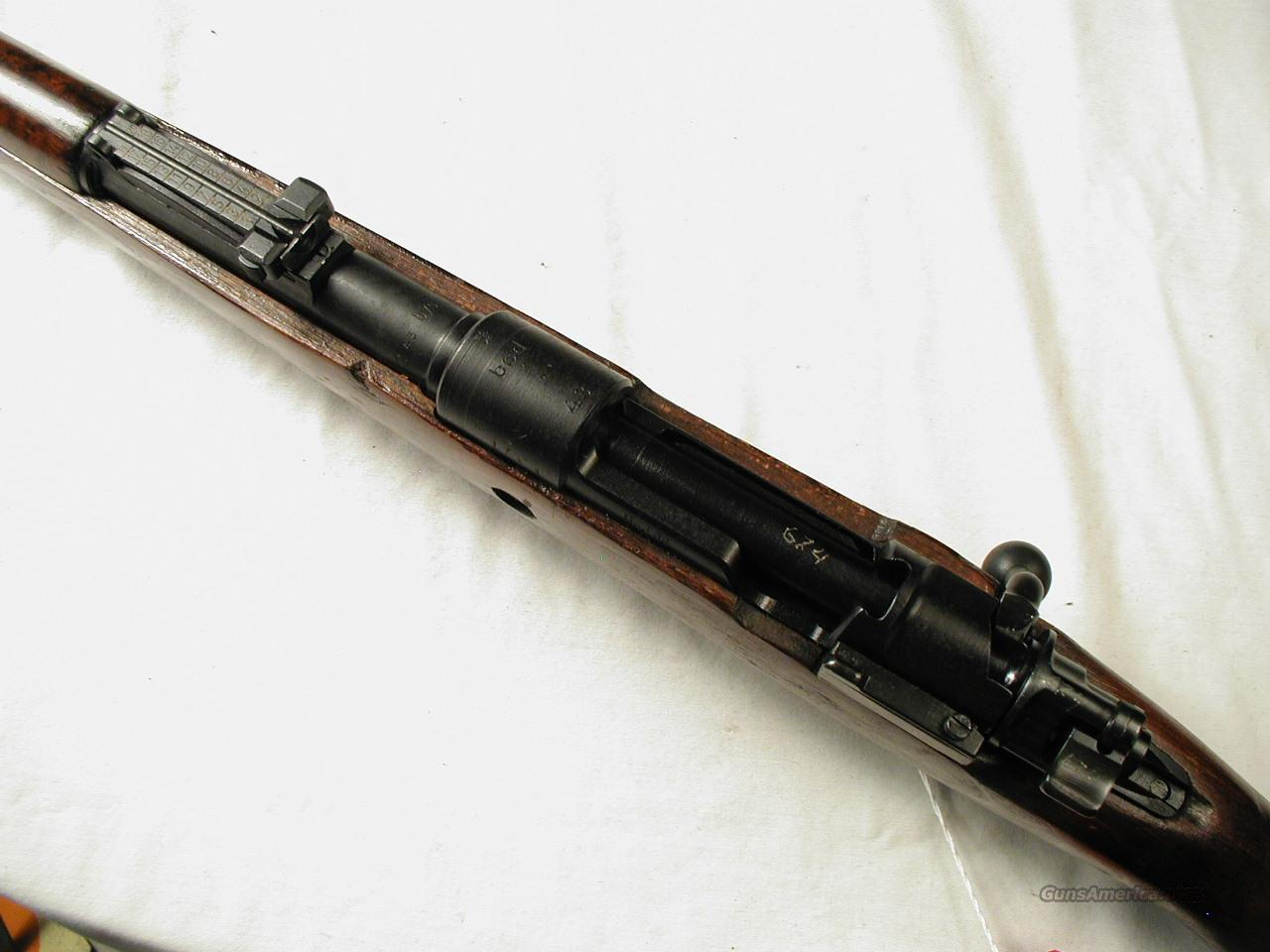 MAUSER K98 BCD43  Guns > Rifles > Mauser Rifles > German