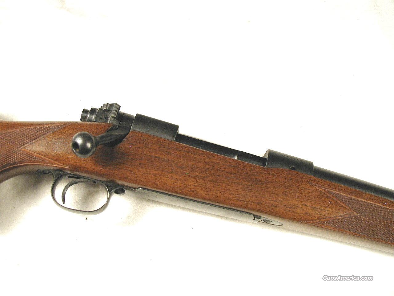 WINCHESTER PRE 64 VARMINT MODEL 70  Guns > Rifles > Winchester Rifles - Modern Bolt/Auto/Single > Model 70 > Pre-64
