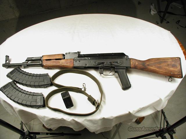 CENTURY ARMS ROMANIAN AK NEW IN BOX  Guns > Rifles > AK-47 Rifles (and copies) > Full Stock