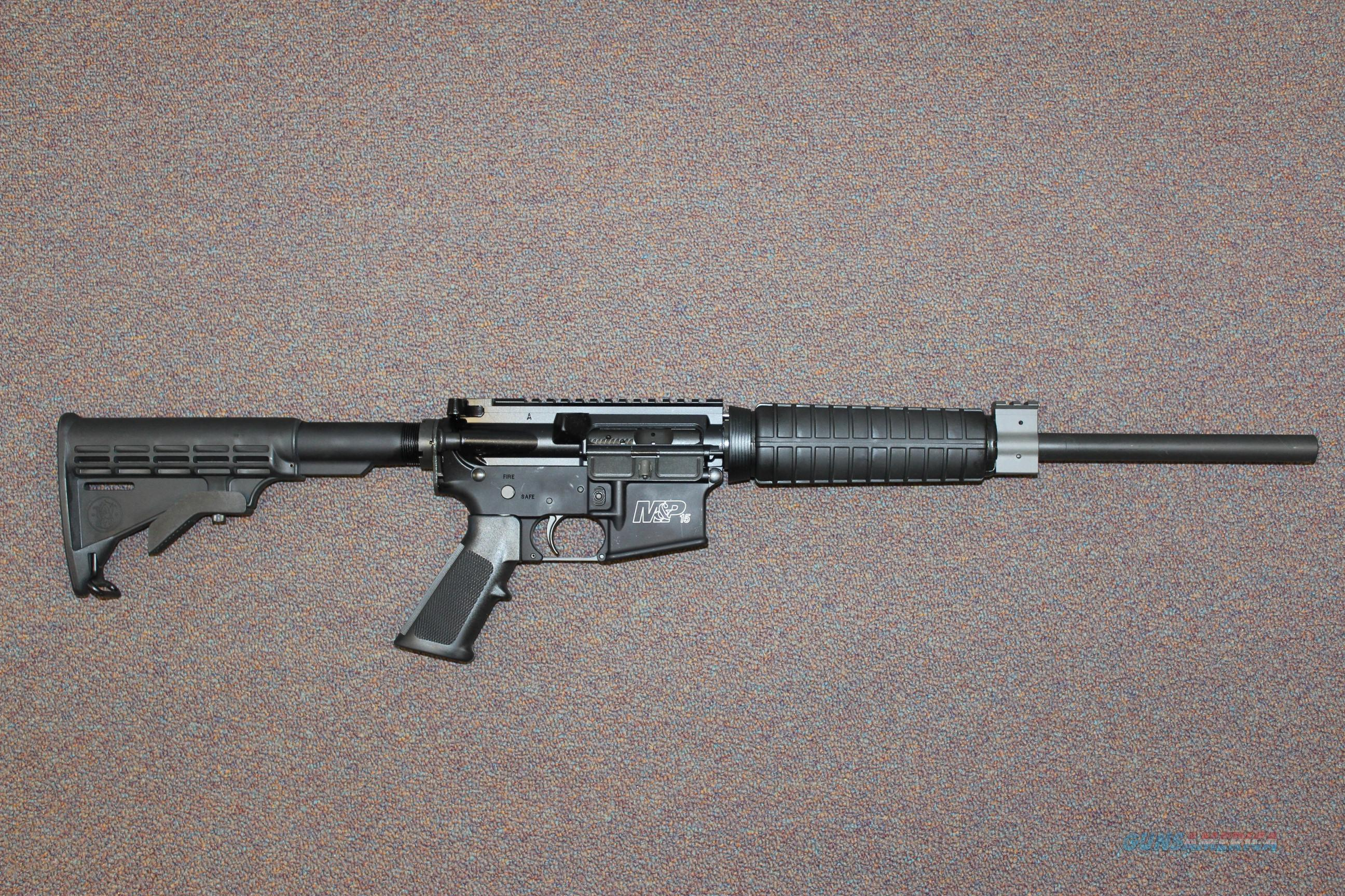 FOR SALE/TRADE: CLOSEOUT!!!! SMITH & WESSON M&P 15ORC  Guns > Rifles > Smith & Wesson Rifles > M&P