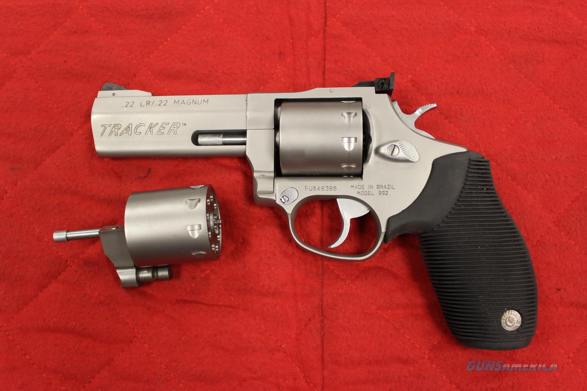 Taurus model 992...........22 Long Rifle AND 22 Magnum  2 cylinders  Guns > Pistols > Taurus Pistols > Revolvers