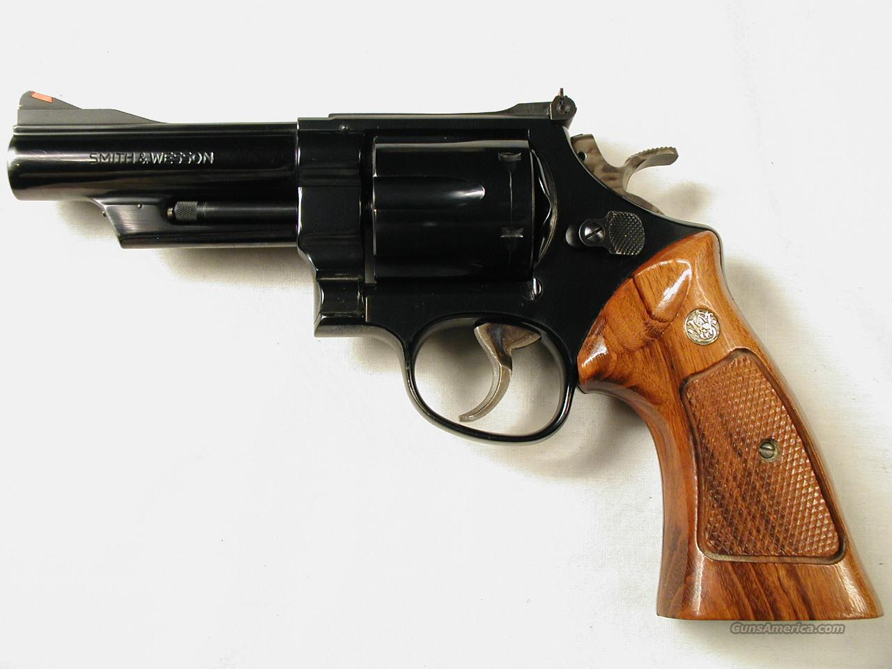 SMITH AND WESSON M 57   Guns > Pistols > Smith & Wesson Revolvers > Full Frame Revolver