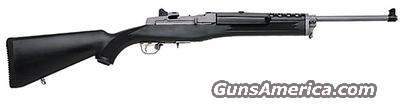 Ruger Stainless Mini-14 Ranch Rifle  Guns > Rifles > Ruger Rifles > Mini-14 Type