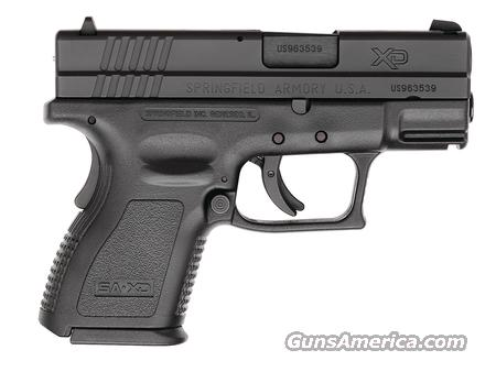 BELOW COST SPRINGFIELD ARMORY SUB-COMPACT 9mm  Guns > Pistols > Springfield Armory Pistols > XD (eXtreme Duty)