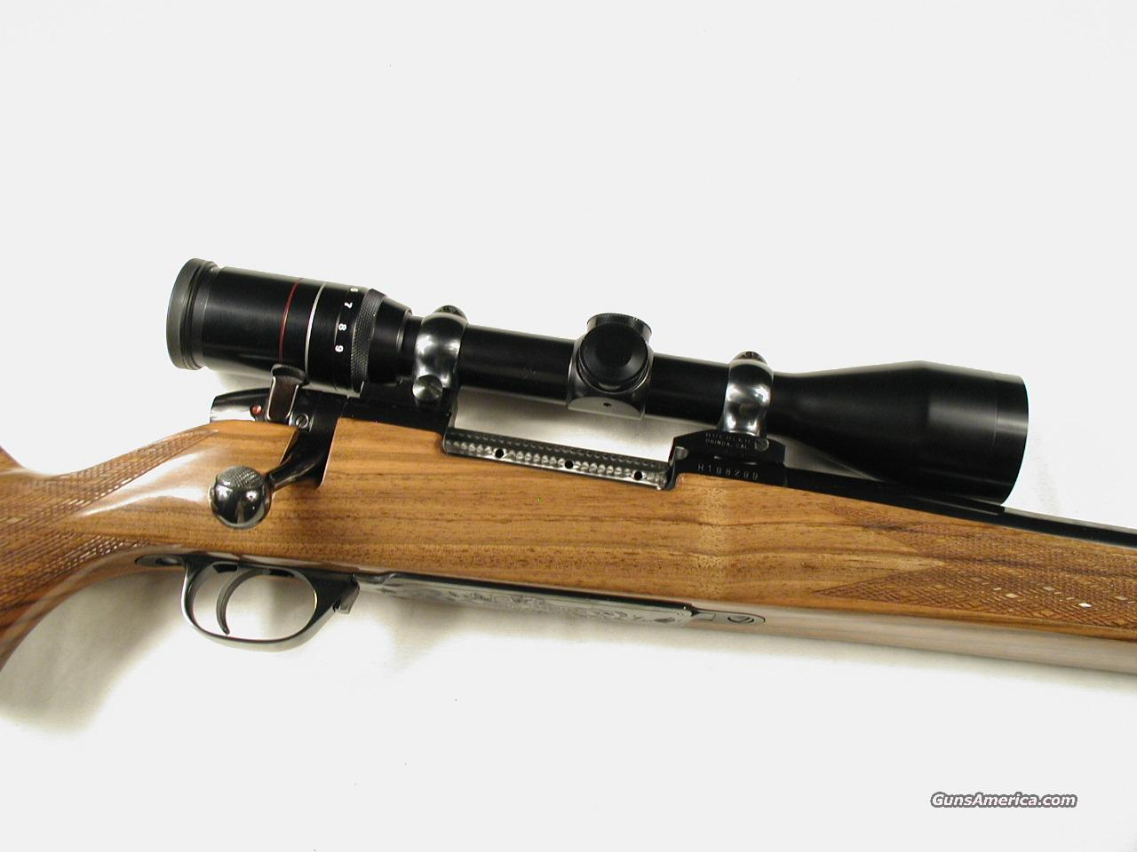 WEATHERBY CUSTOM 460  Guns > Rifles > Weatherby Rifles > Sporting