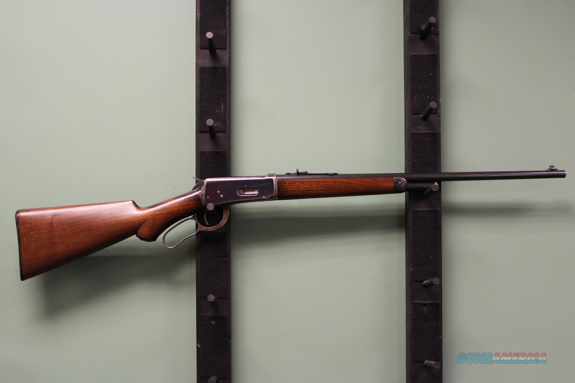 Winchester 1984 special order Mfg. 1899  Guns > Rifles > Winchester Rifles - Modern Lever > Model 94 > Pre-64