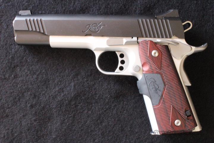 KIMBER CUSTOM CRIMSON CARRY  Guns > Pistols > Kimber of America Pistols