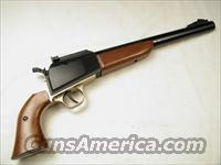 THOMPSON CENTER SCOUT  Guns > Pistols > Thompson Center Pistols > Contender
