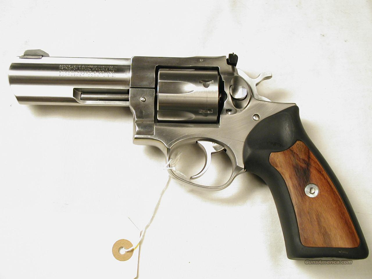 RUGER GP100  Guns > Pistols > Ruger Double Action Revolver > Security Six Type
