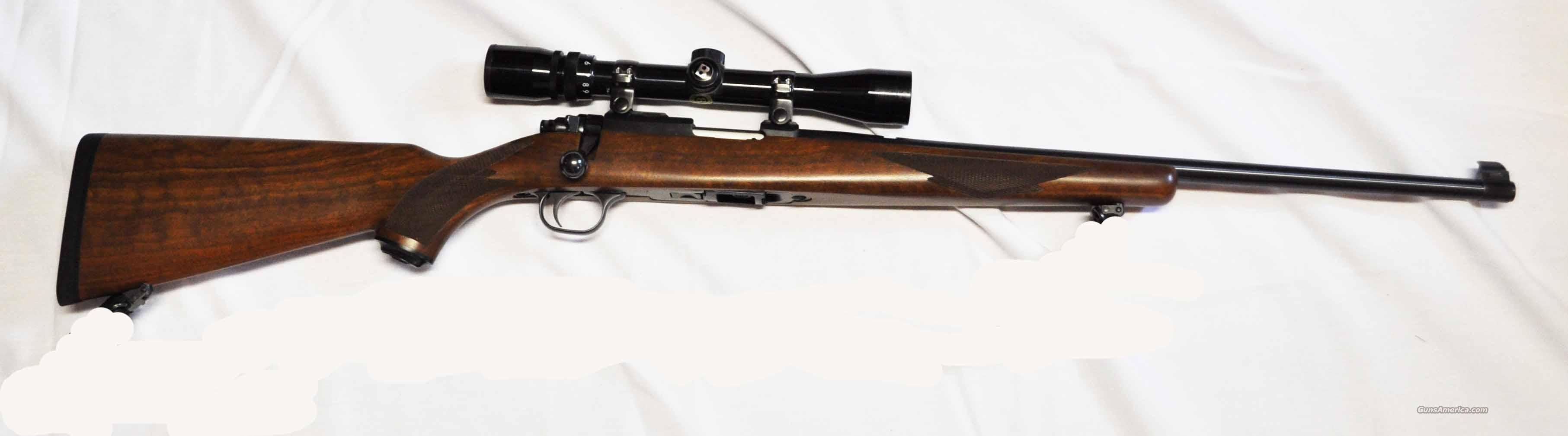 Ruger 77-22 Bolt Action 22 LR  Guns > Rifles > Ruger Rifles > Model 77