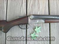 FOX STERLINGWORTH 12 GAUGE LIGHT BIRD GUN  Fox Shotguns