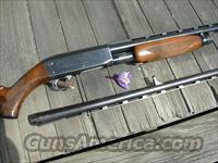 ITHACA 37 S 16 GAUGE WITH TWO BARRELS  Guns > Shotguns > Ithaca Shotguns > Pump
