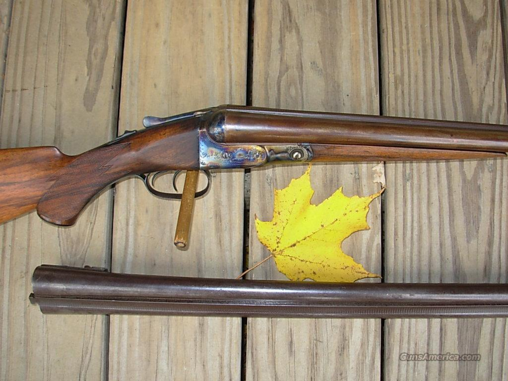 PARKER GH #2 WITH TWO SETS OF BARRELS  Guns > Shotguns > Parker Shotguns