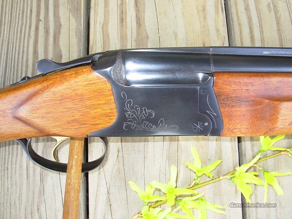 BAIKAL  MODEL 27 12 GAUGE OVER AND UNDER  Guns > Shotguns > Baikal Shotguns > Over Under > Hunting
