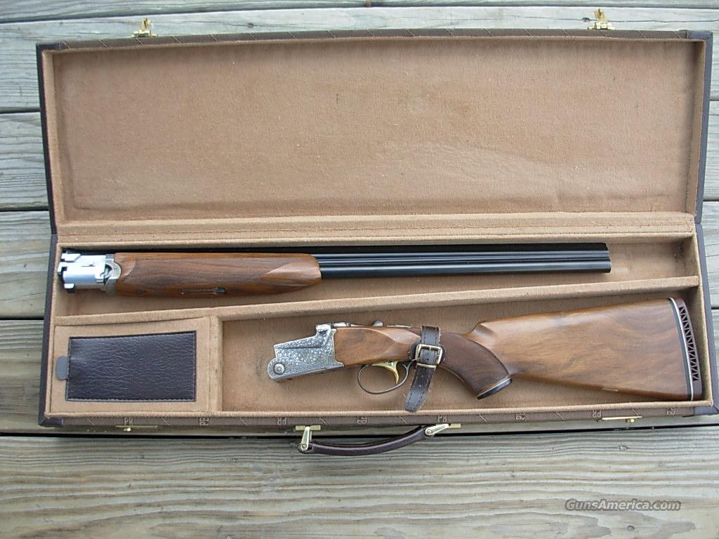 ITHACA SKB MODEL 700 20 GAUGE SKEET GUN 98% CASED  Guns > Shotguns > SKB Shotguns > Trap/Skeet