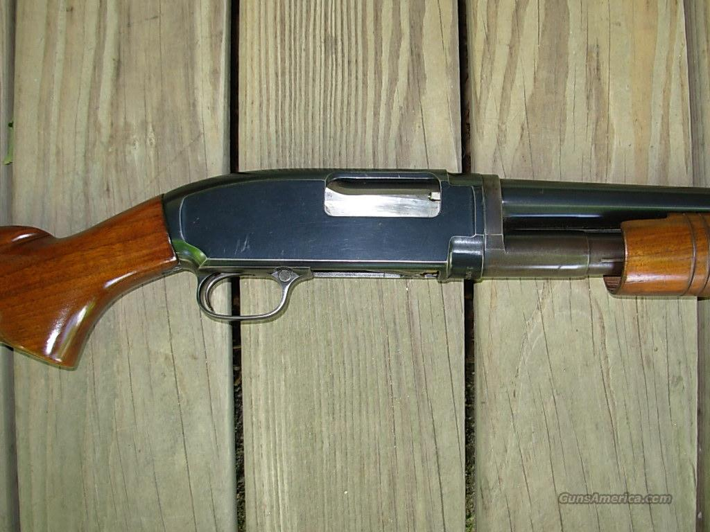 WINCHESTER MODEL 12 12 GAUGE   Guns > Shotguns > Winchester Shotguns - Modern > Pump Action > Hunting