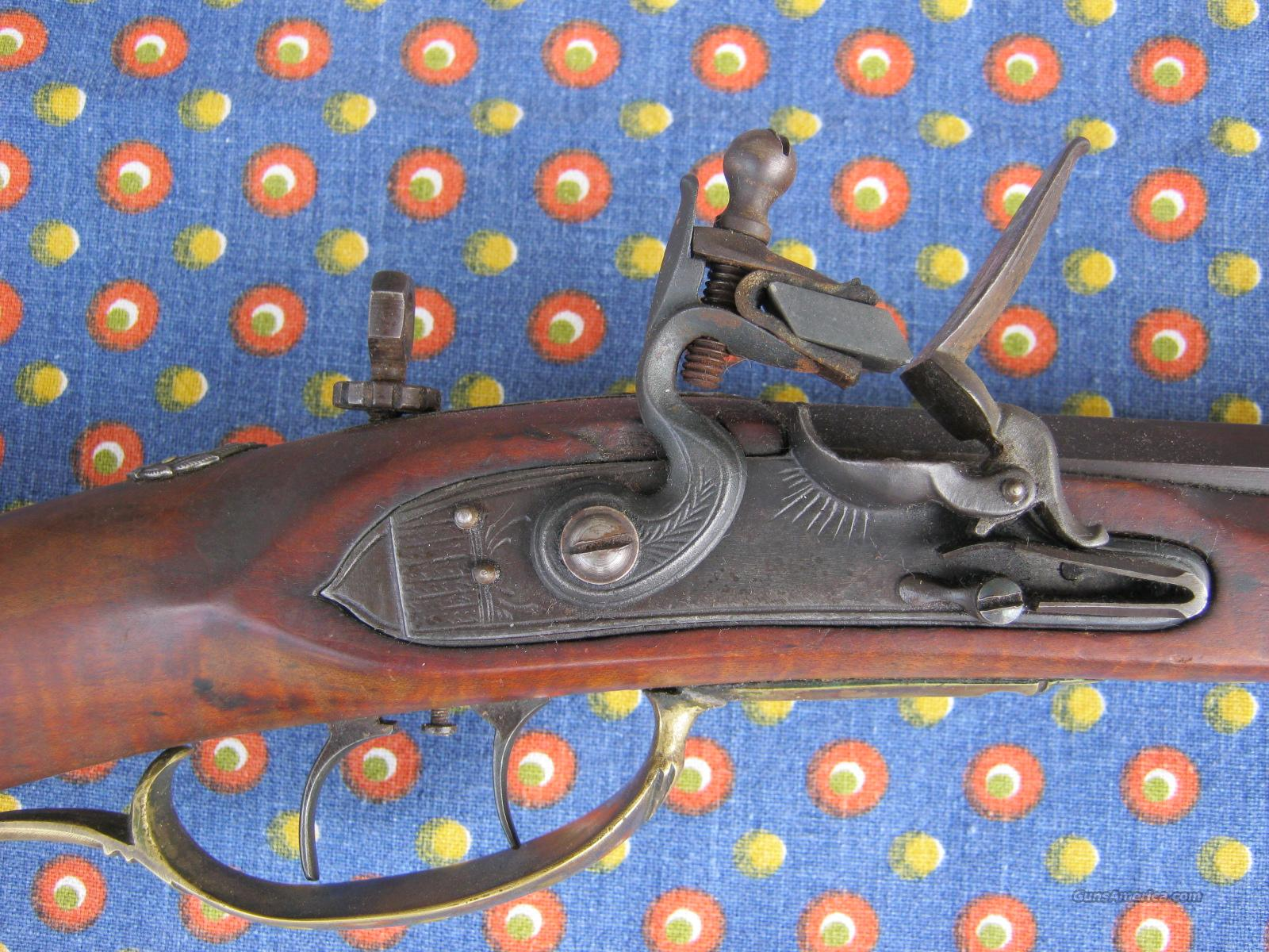 FLINTLOCK KENTUCKY LONG RIFLE .45  Guns > Rifles > Muzzleloading Replica Rifles (flint)