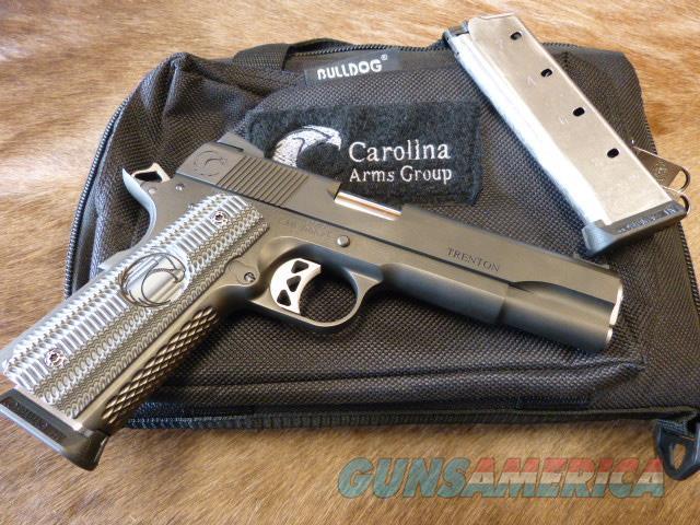 Carolina Arms Group 1911 Trenton Matte Black NEW  Guns > Pistols > C Misc Pistols