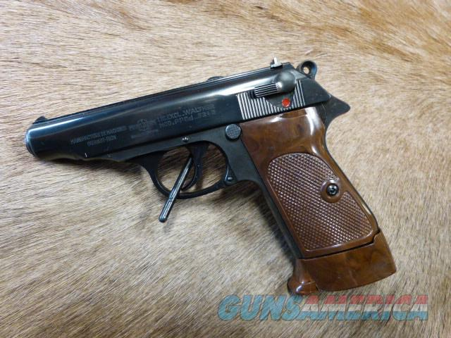 Manurhin (Walther) PP in 22LR W/RARE Extended Grip  Guns > Pistols > MN Misc Pistols