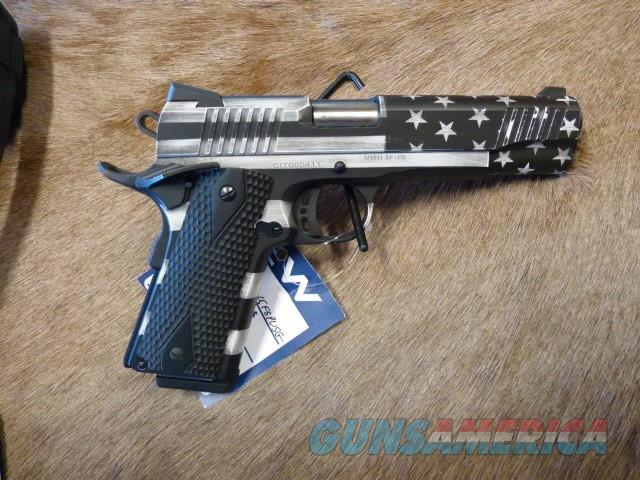 Citadel M1911A1-FS 9mm US Flag Cerekote Finish!  Guns > Pistols > Citadel Pistols