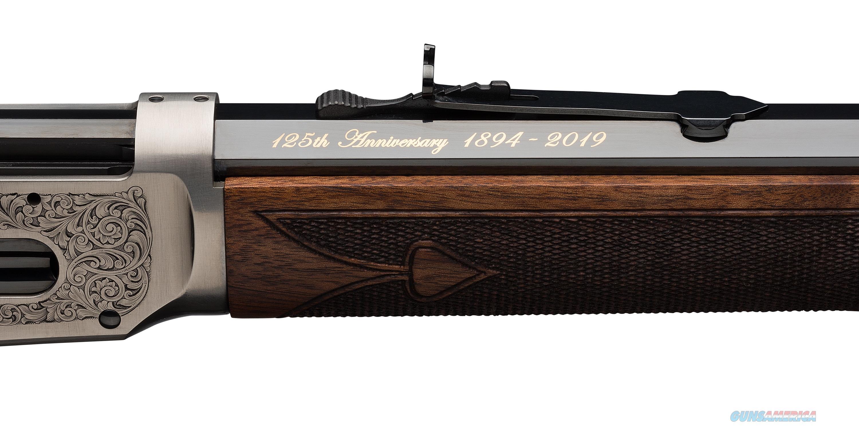 Winchester Model 94 125th Anniv. High Grade 2019 SHOT SHOW GUN  Guns > Rifles > Winchester Rifles - Modern Lever > Model 94 > Post-64