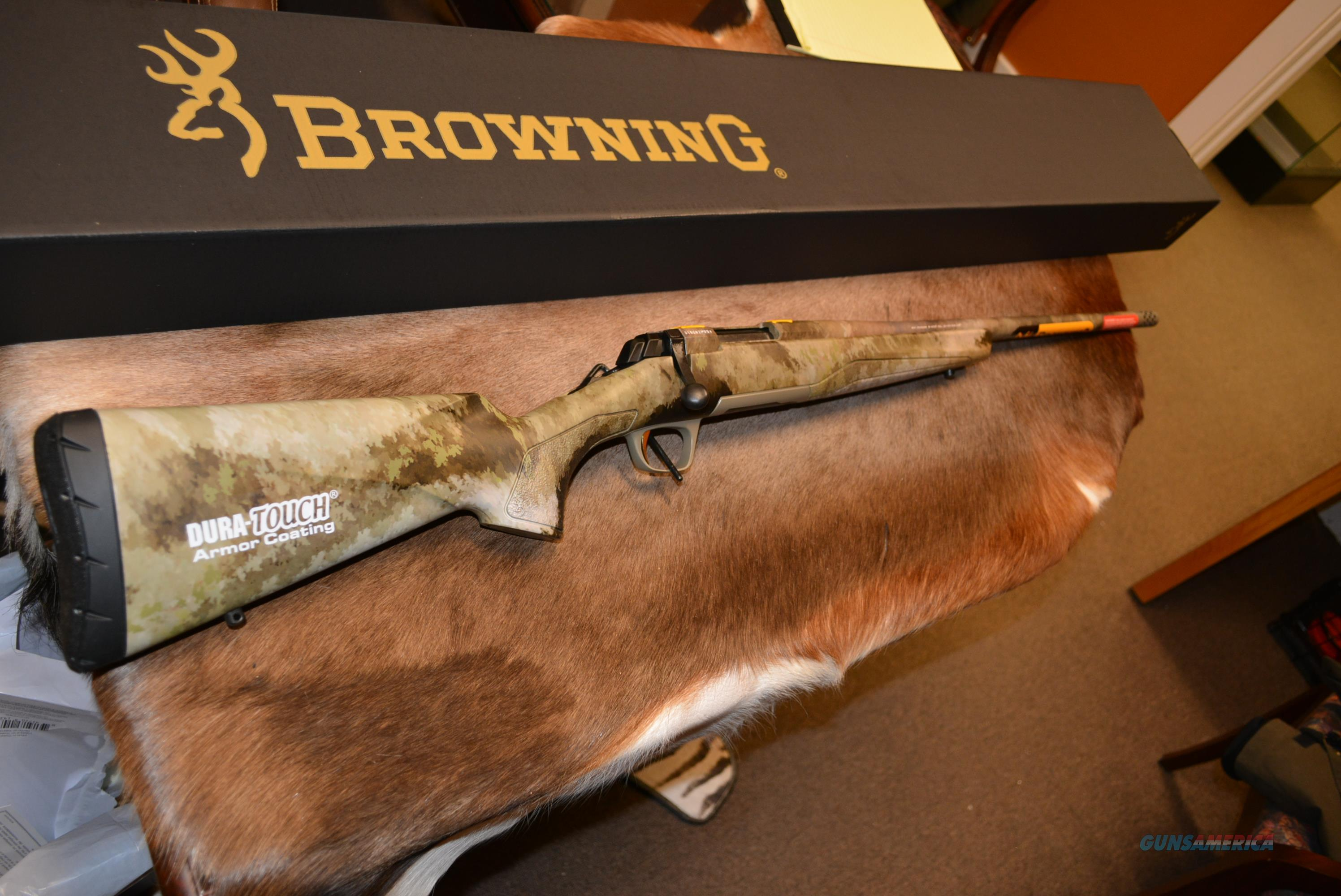 Browning X-Bolt Predator 2018 SHOT SHOW GUN 6.5 Creed  Guns > Rifles > Browning Rifles > Bolt Action > Hunting > Blue