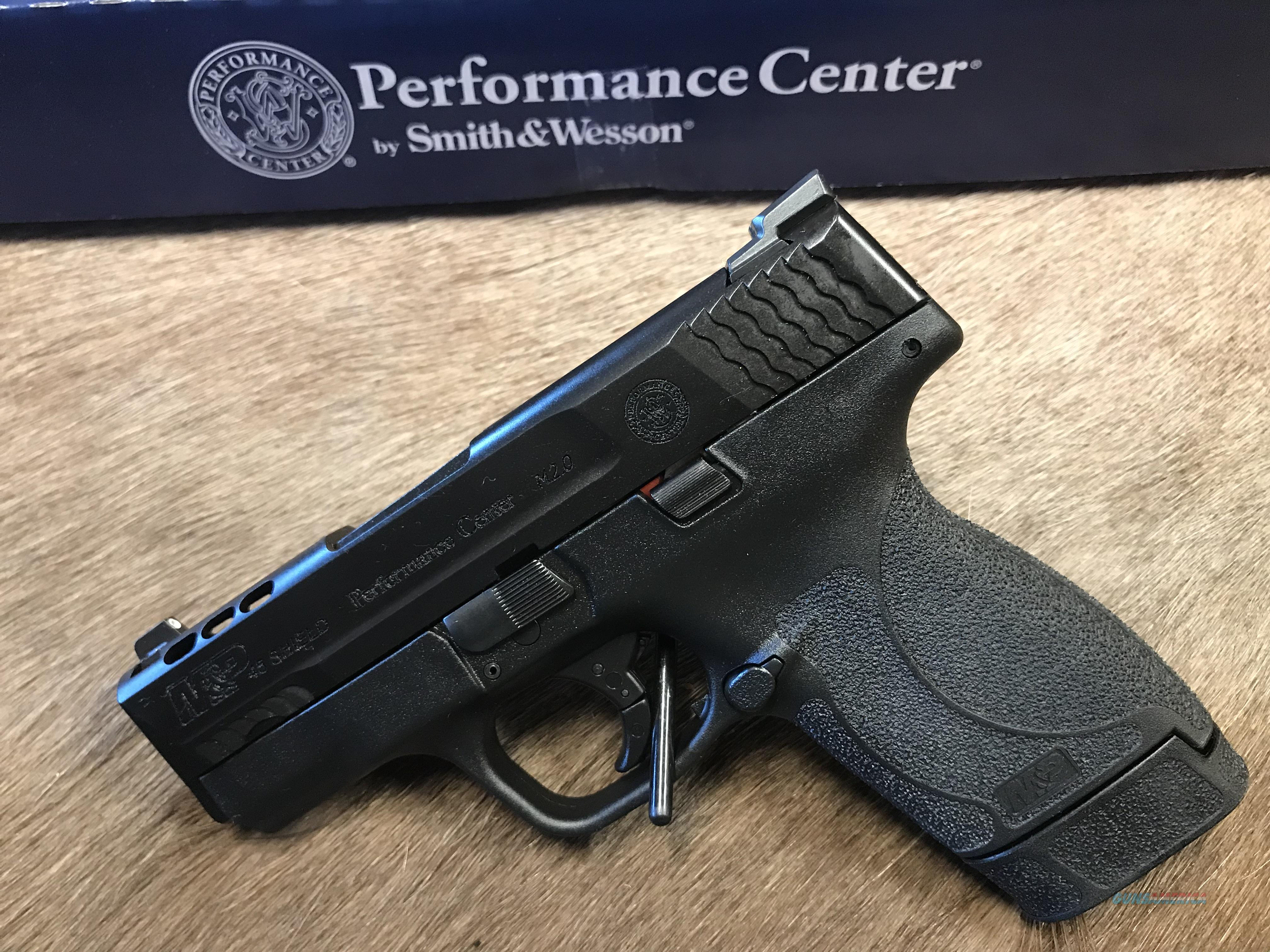 S&W M&P 2.0 P.C. Shield 45 #12474  Guns > Pistols > Smith & Wesson Pistols - Autos > Shield