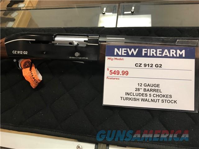 CZ 912 G2  - NEW  Guns > Shotguns > CZ Shotguns