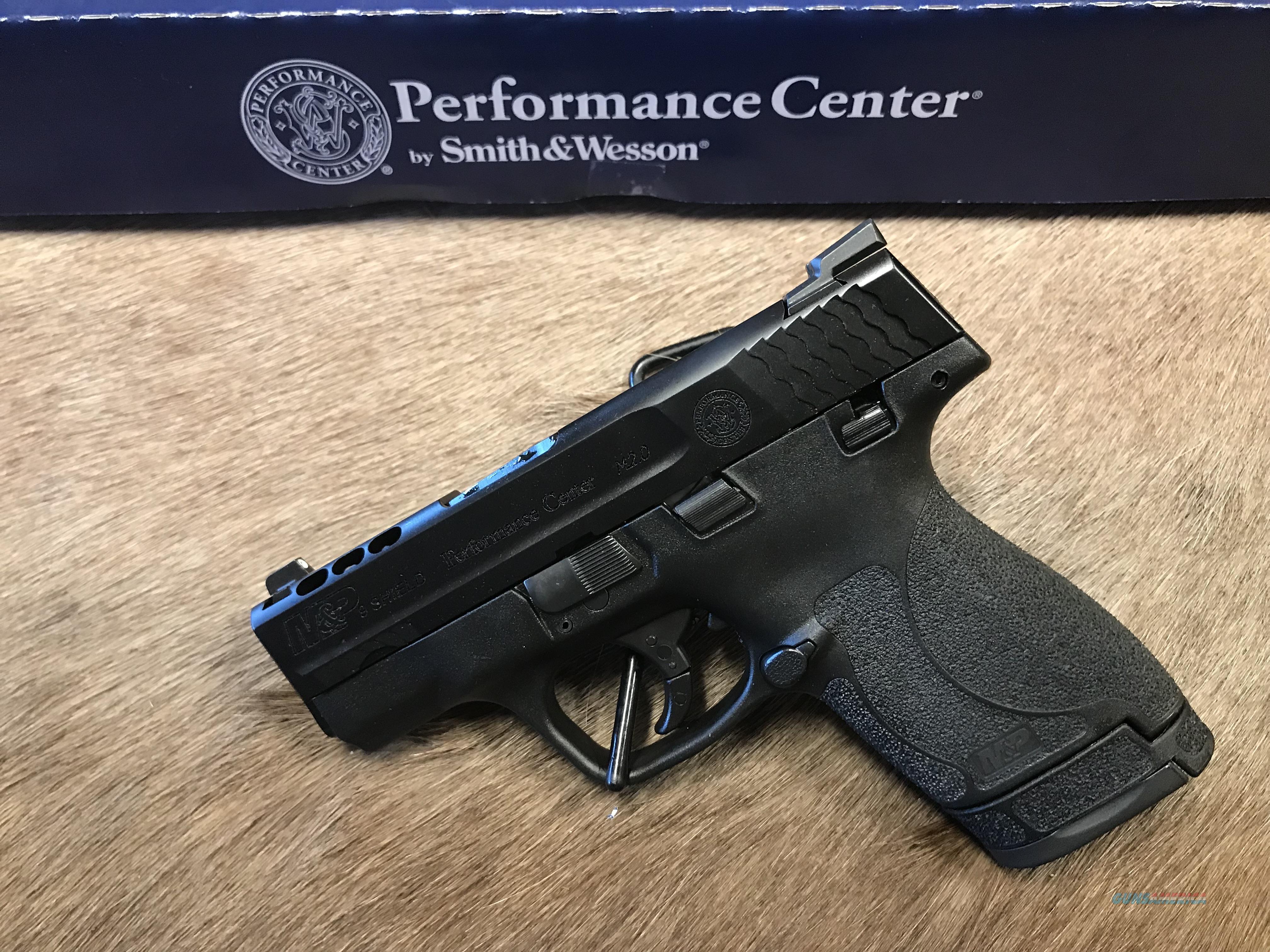 S&W M&P 2.0 P.C. Shield 9mm #11869  Guns > Pistols > Smith & Wesson Pistols - Autos > Shield