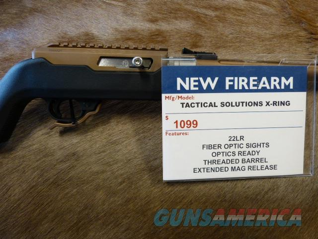 Tactical Solutions X-Ring Magpul Backpacker 22  Guns > Rifles > TU Misc Rifles