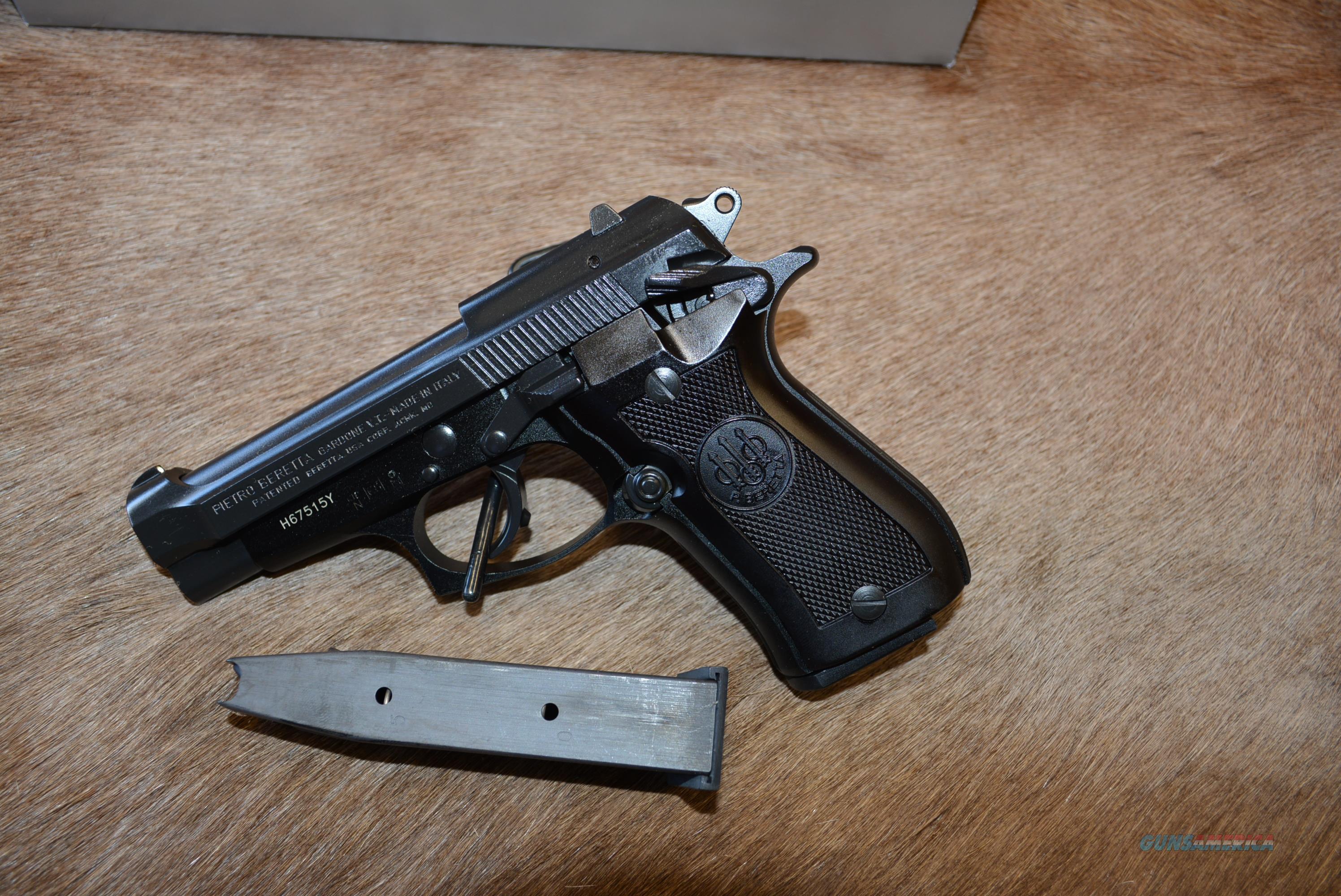 Beretta 84 Cheetah 2-10 rd NIB   Guns > Pistols > Beretta Pistols > Cheetah Series > Model 84
