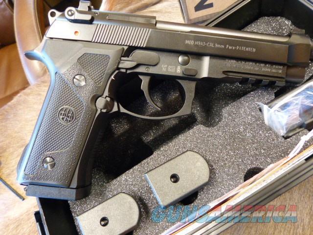 Beretta M9A3 Black G Type Decock Only - 17 Rd.  Guns > Pistols > Beretta Pistols > Model 92 Series