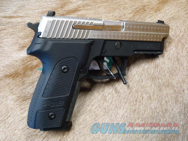 Sig P229 Limited Edition Diamond Plate Slide 2011 Gun  Guns > Pistols > Sig - Sauer/Sigarms Pistols > P229