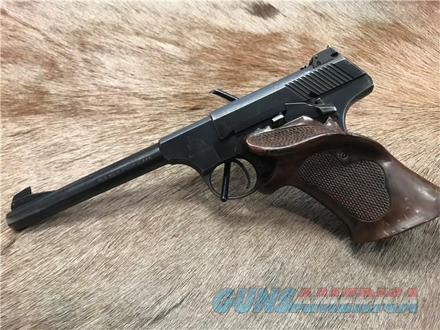 "Colt Woodsman 2nd Series 6"" 1937  Guns > Pistols > Colt Automatic Pistols (22 Cal.)"