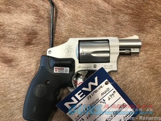 S&W 642 W/CT Grips!  Guns > Pistols > Smith & Wesson Revolvers > Small Frame ( J )