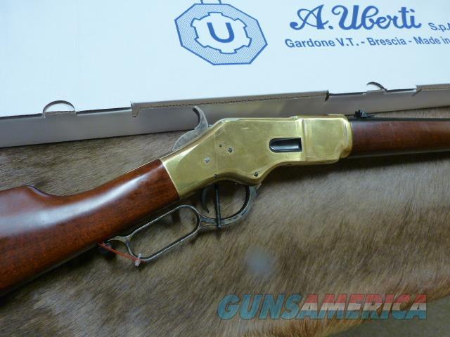 Uberti 1866 Yellowboy 38 Special  Guns > Rifles > Uberti Rifles > Lever Action