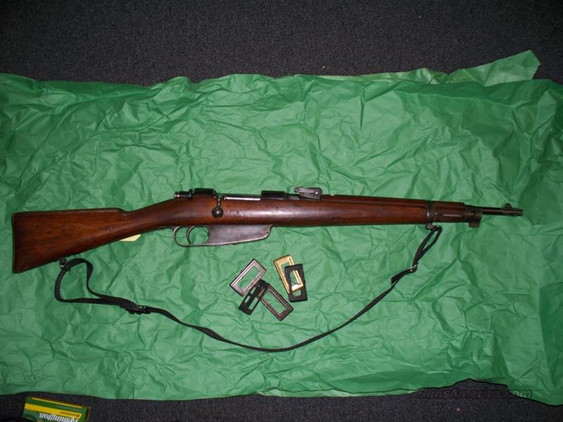 carcano 6.5  Guns > Rifles > Military Misc. Rifles Non-US > Other