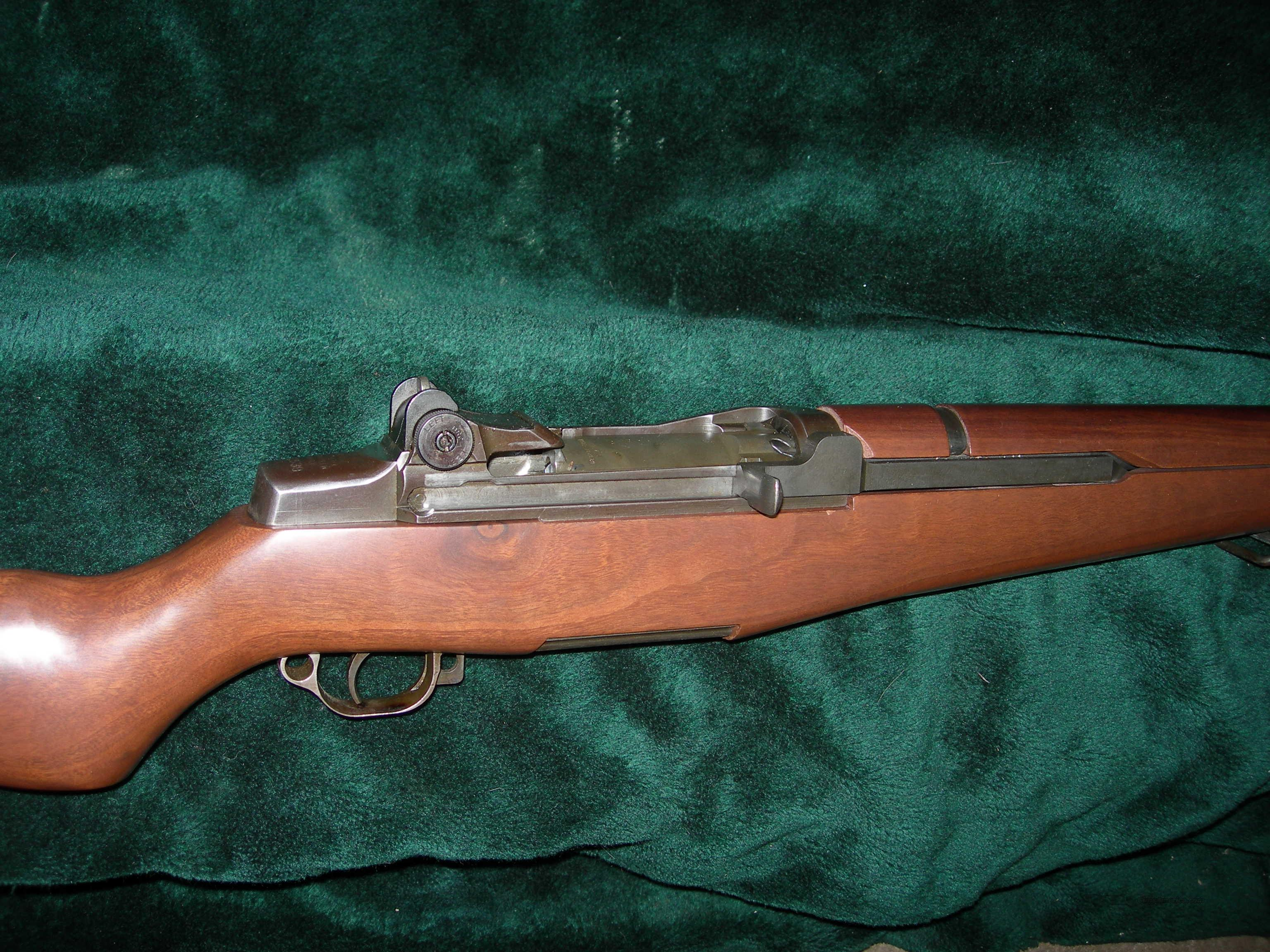 Rare 7.62 Nato (.308) M1 Garand  Guns > Rifles > Military Misc. Rifles US > M1 Garand