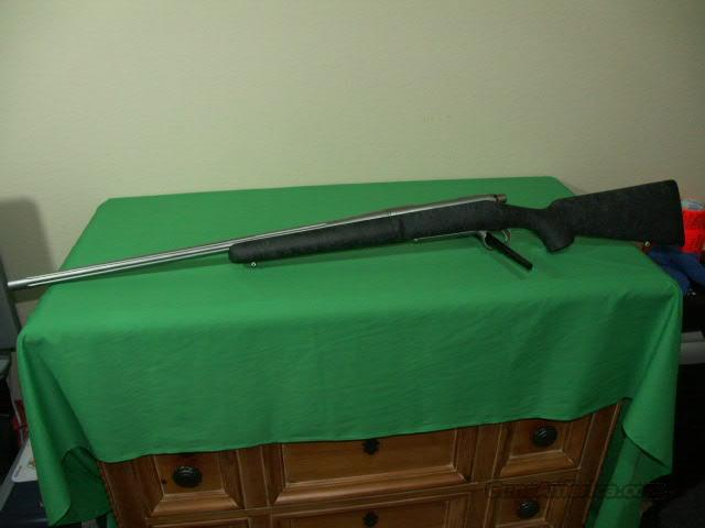 Remington Model 700 Sendero in .338 Ultra Mag 338  Guns > Rifles > Remington Rifles - Modern > Model 700 > Sporting