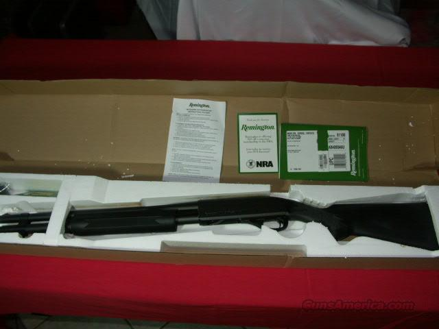 Remington Model 870 Tactical in 20 gauge  Guns > Shotguns > Remington Shotguns  > Pump > Tactical