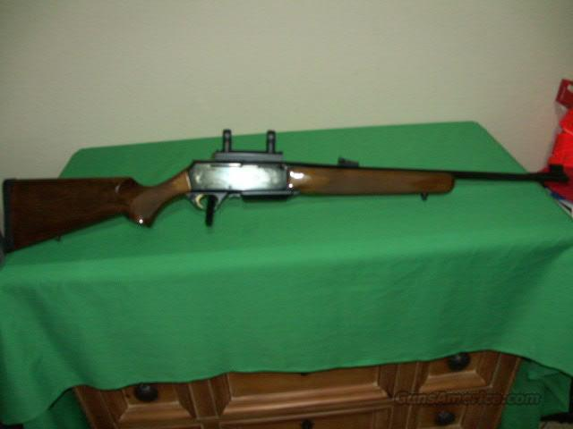 Browning BAR II Safari in .270 Winchester 270  Guns > Rifles > Browning Rifles > Semi Auto > Hunting