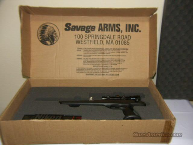Savage Model 510 Striker in .223 Remington  Guns > Pistols > Savage Pistols