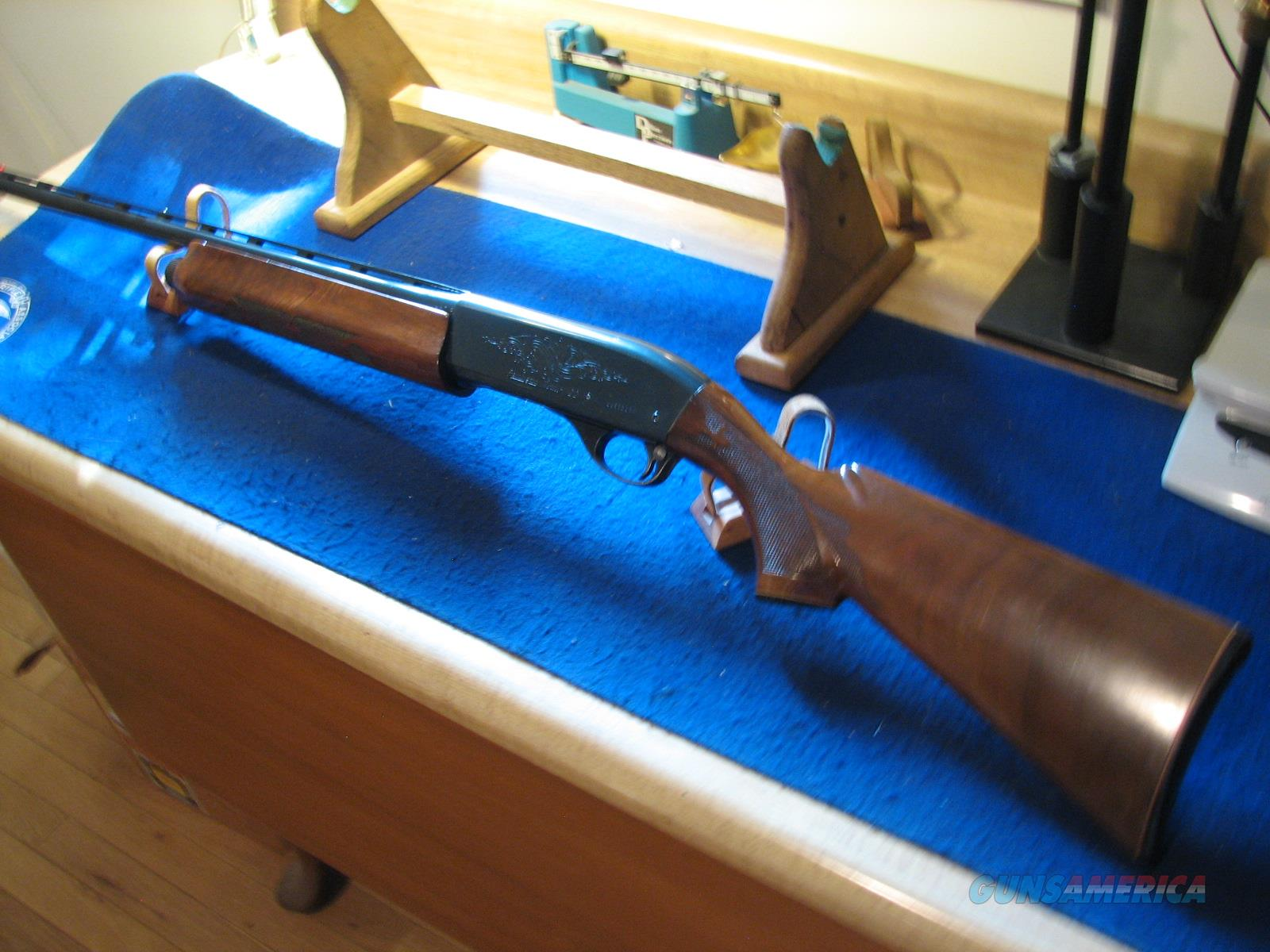 Remington skeet-B  Guns > Shotguns > Remington Shotguns  > Autoloaders > Trap/Skeet