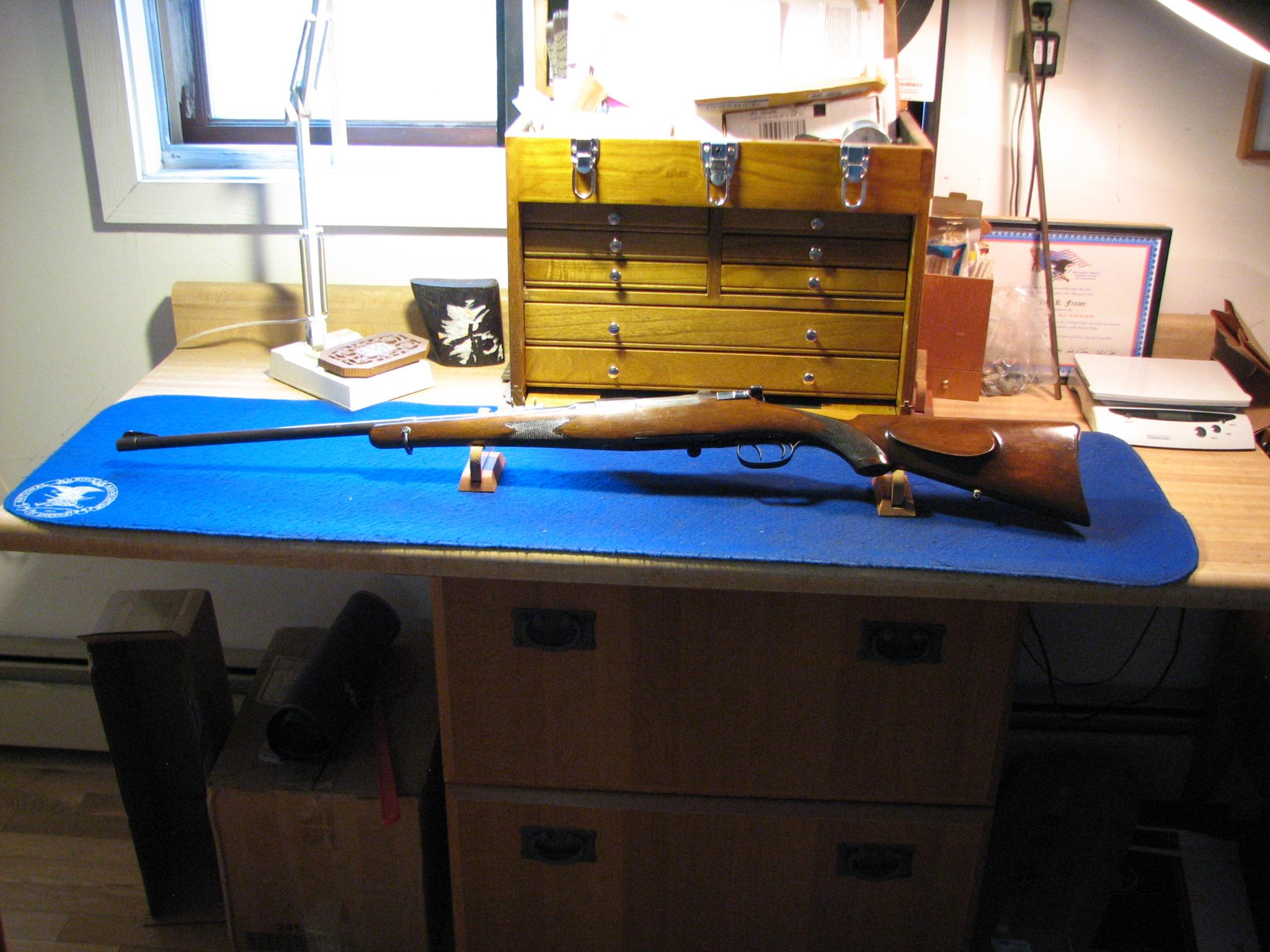 1924 Rifle  Guns > Rifles > Mannlicher-Schoenauer Rifles