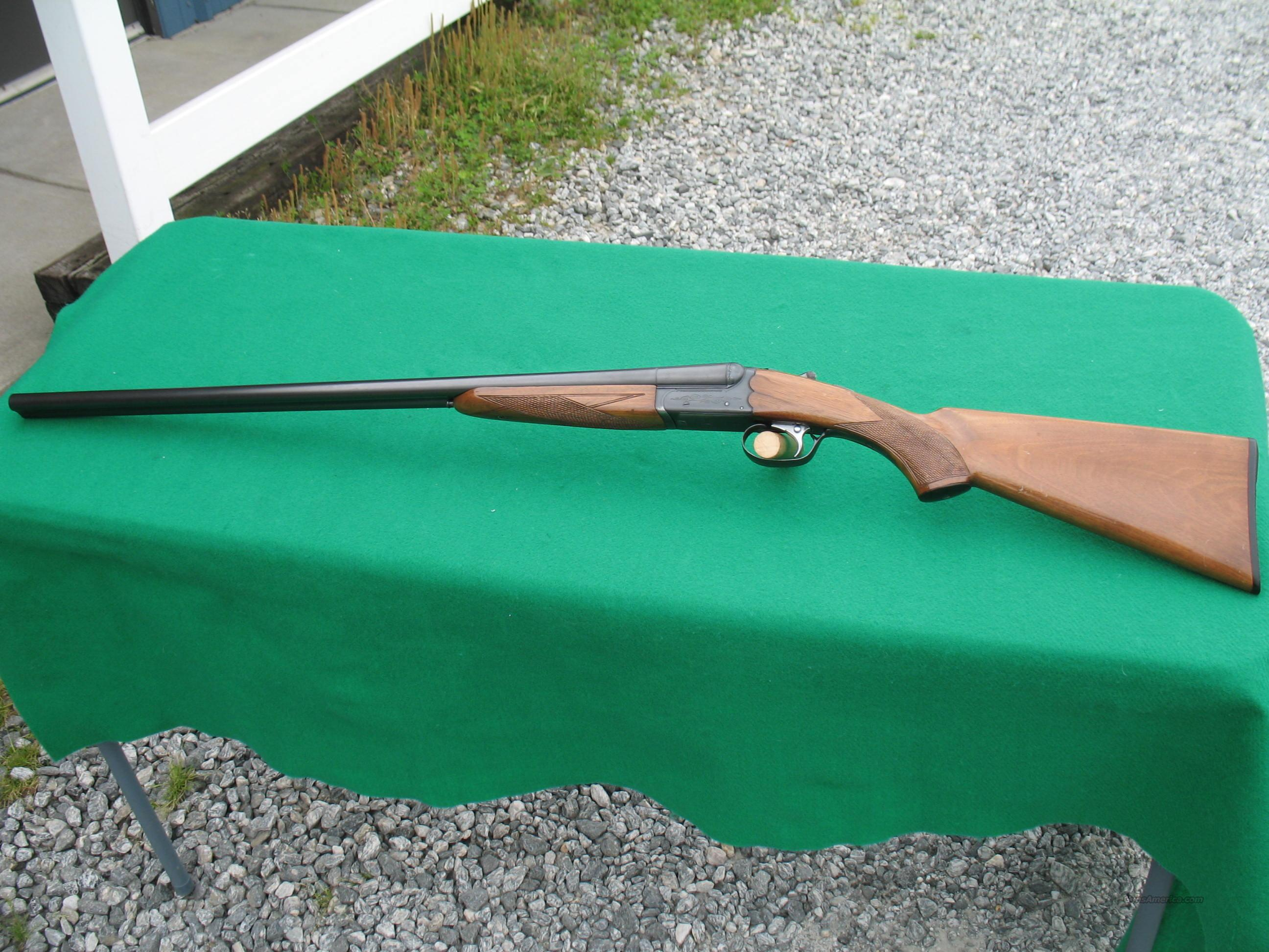 "SKB / ITHACA MODEL 100 SIDE X SIDE 20GA. 3""  Guns > Shotguns > SKB Shotguns > Hunting"