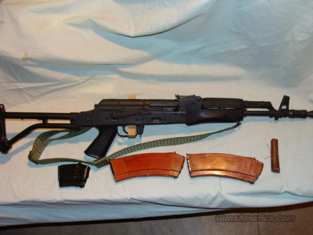 Custom AK 16 in barrel  Guns > Rifles > AK-47 Rifles (and copies) > Full Stock