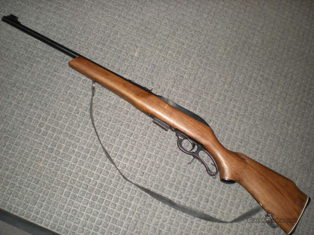 MARLIN MODEL 62 30 CARBINE  Guns > Rifles > Marlin Rifles > Modern > Lever Action