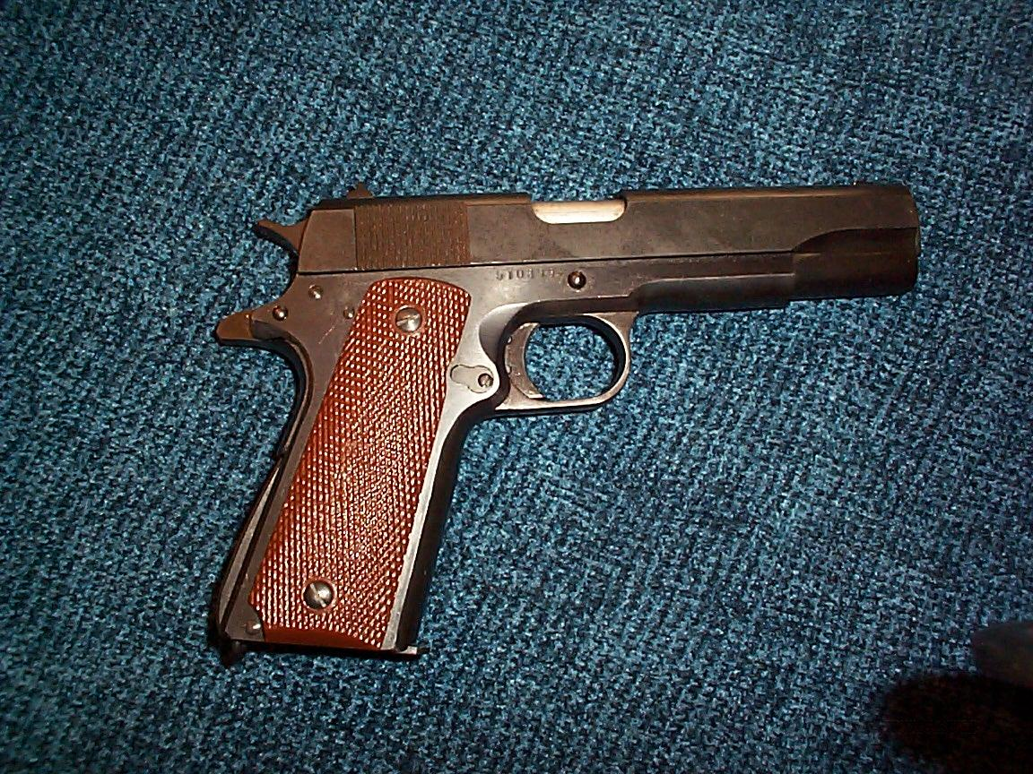Norinco 1911A1 Colt Copy .45 ACP - lowered price  Guns > Pistols > 1911 Pistol Copies (non-Colt)