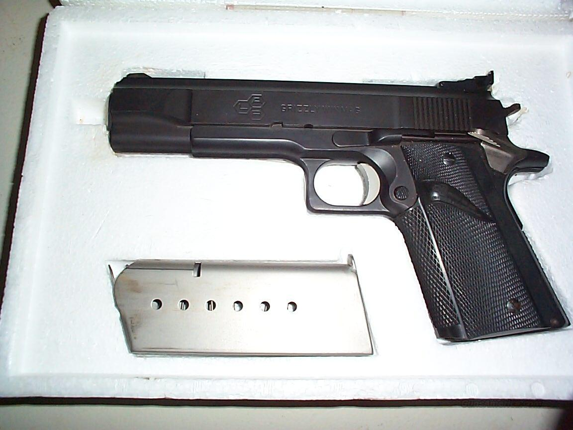 L.A.R. Grizzly .45 Win. Mag.  MKI  Guns > Pistols > LAR/Grizzly Mfg. Co. Pistols